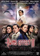 Dvd -The Twins Effect 2