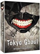 Tokyo Ghoul-Intégrale Saisons 1 et 2 Blu-Ray