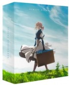 Dvd -Violet Evergarden - Intégrale Collector Blu-Ray
