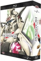 Dvd - Vision of Escaflowne TV - Intégrale - Blu-Ray