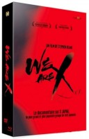 vidéo manga - We are X - Film documentaire - Edition collector limitée - Coffret Combo DVD + Blu-ray