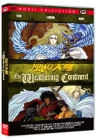 Dvd -The Weathering Continent - Le Continent Du Vent - Movie Collection