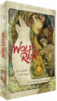 Dvd - Wolf's Rain - Intégrale - Edition collector limitée - Coffret A4 Blu-ray