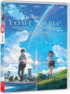 Dvd -Your Name - DVD