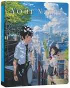Your Name - Steelbook Combo Blu-ray DVD