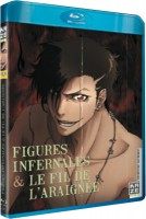 anime - Youth Litterature 4 - Figures Infernales et le Fil de l'araginée - Blu-Ray