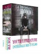 Dvd -Youth Litterature - Intégrale 5 Films
