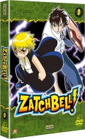 Dvd -Zatchbell - Coffret Vol.3
