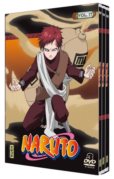 Naruto - Coffret Slim Vol.17