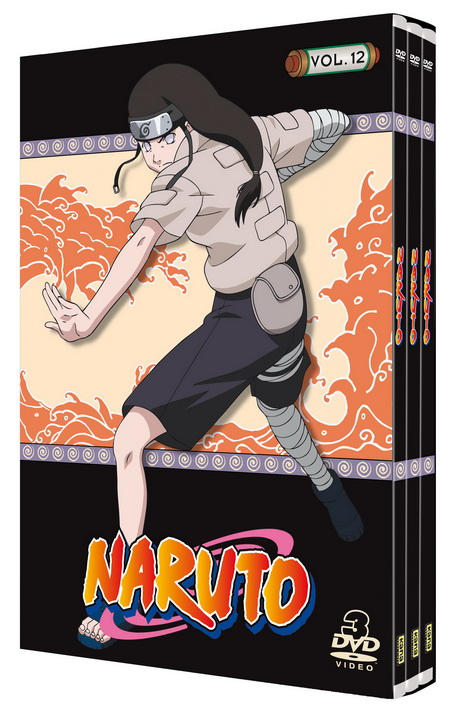 Naruto - Coffret Slim Vol.12