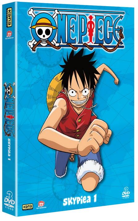 One Piece - Skypiea Vol.1