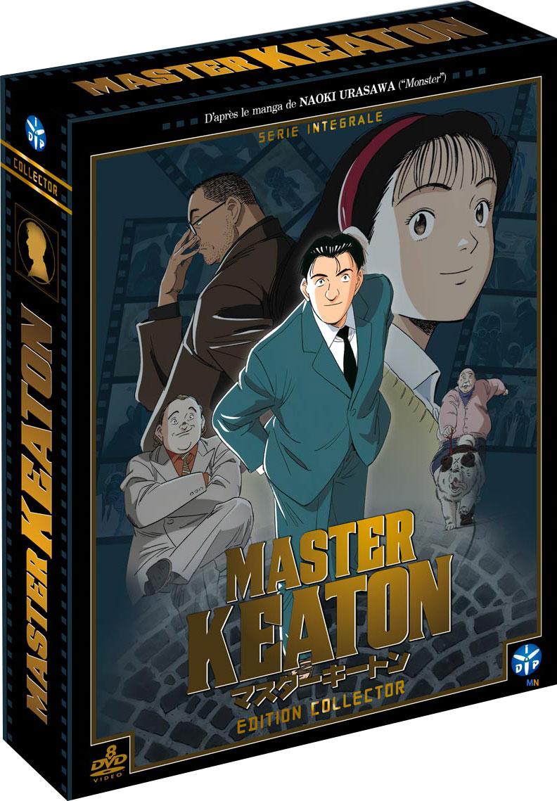 Master Keaton [Complete]