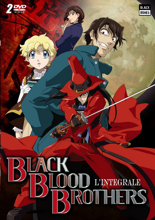 Black Blood Brothers - Intégrale [MULTI]