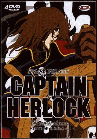 Space Pirate Captain Herlock: The Endless Odyssey -  Intégrale