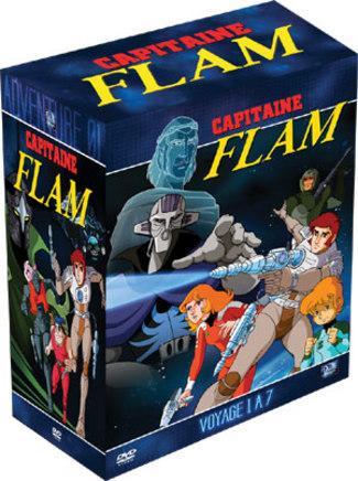 Capitaine Flam - Intégrale