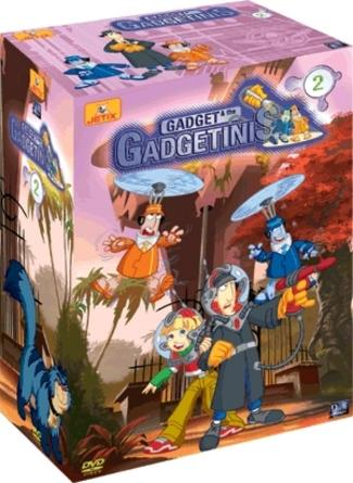 gadget and the gadgetinis lookalike