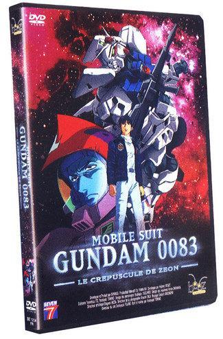 Mobile Suit Gundam 0083 - Le crepuscule de Zeon - DVD