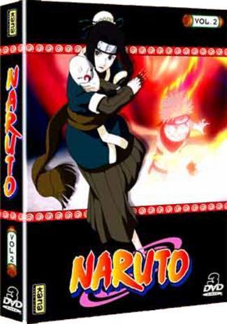Naruto Episode on Dvd 4 Episodes 14 A 17 Naruto Est Arrive A La Rescousse Mais Son