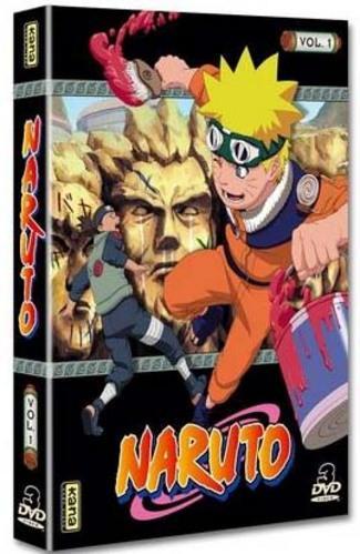 Naruto - Coffret Vol.1