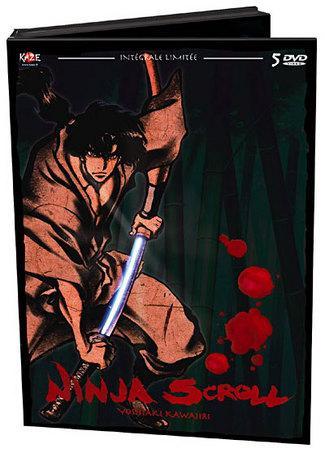 Ninja Scroll Integrale  MULTi  DVDRip x264 [FS]