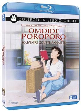 Omoide PoroPoro - Souvenirs goutte a goutte - Blu-Ray