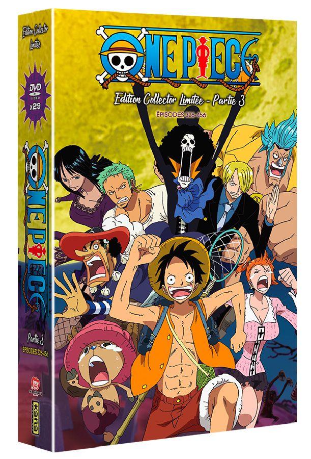 One Piece - Edition limitée collector A4 - Partie 3