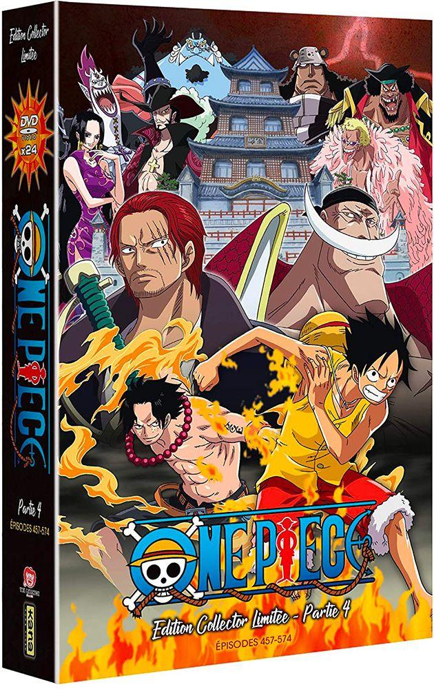 One Piece - Edition limitée collector A4 - Partie 4
