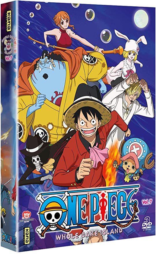 One Piece - Whole Cake Island Vol.7