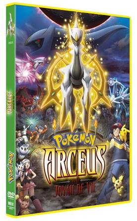 Pokémon Film - 12 - Arceus et le Joyau De La Vie