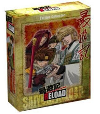 Saiyuki Reload - Intégrale Collector