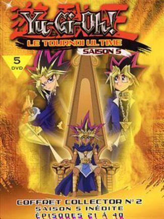 Yu-Gi-Oh! - Saison 5 [Complete]
