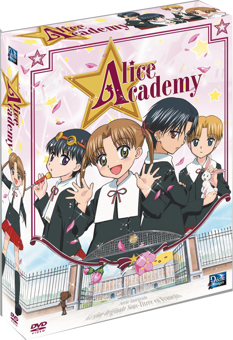 Alice Academy - Intégrale