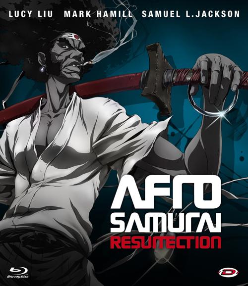 Afro Samurai Movie / Kolekcja (2007-2009) PL.BluRay.720p.x264 /  Napisy PL *dla EXSite.pl*