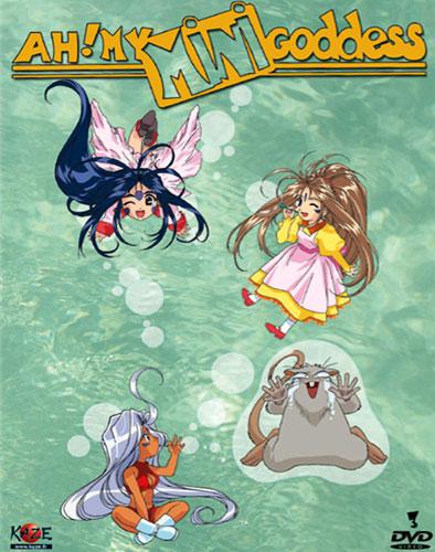 Ah! My Mini Goddess affiche
