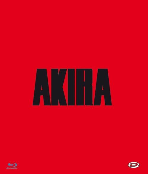 Akira - Blu-ray [HDLight 4k]
