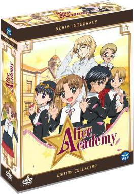 Alice Academy - Collector