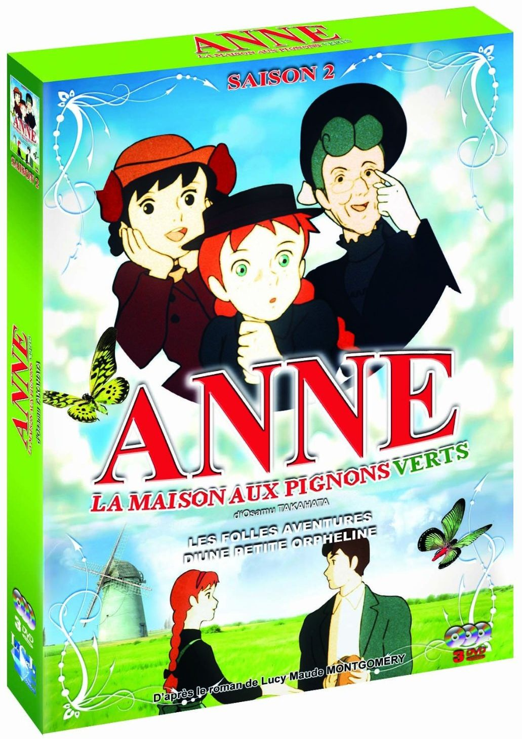 Anne aux pignons verts Vol.2