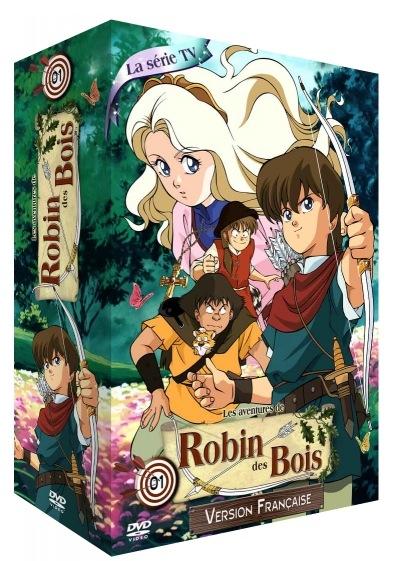 Les Aventures de Robin des Bois - Intégrale