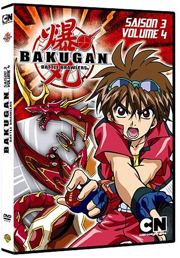 Dvd bakugan saison 3 vol 4 anime dvd manga news - Bakugan saison 4 ...