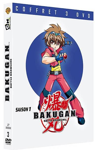 Dvd bakugan saison 1 int grale anime dvd manga news - Bakugan saison 4 ...