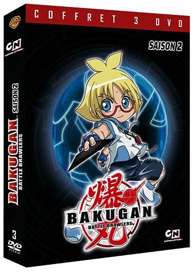 Dvd bakugan saison 2 int grale anime dvd manga news - Bakugan saison 4 ...