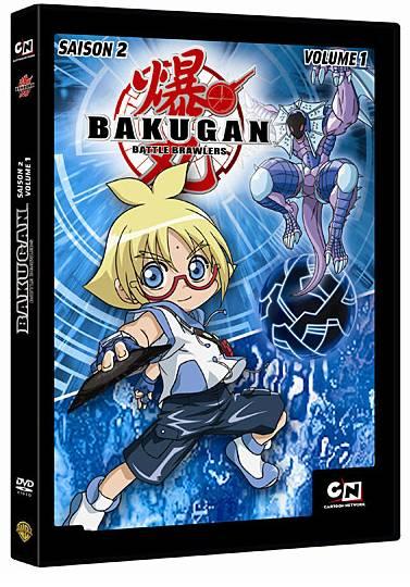 Dvd bakugan saison 2 vol 1 anime dvd manga news - Bakugan saison 4 ...