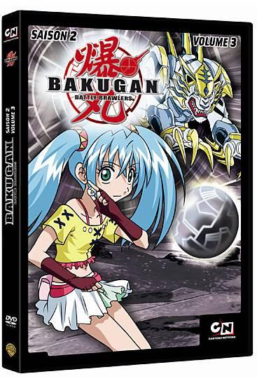 Dvd bakugan saison 2 vol 3 anime dvd manga news - Bakugan saison 4 ...