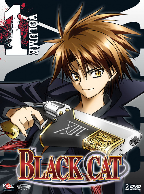 Black Cat Vol 1    *U47*  ( Net) preview 0
