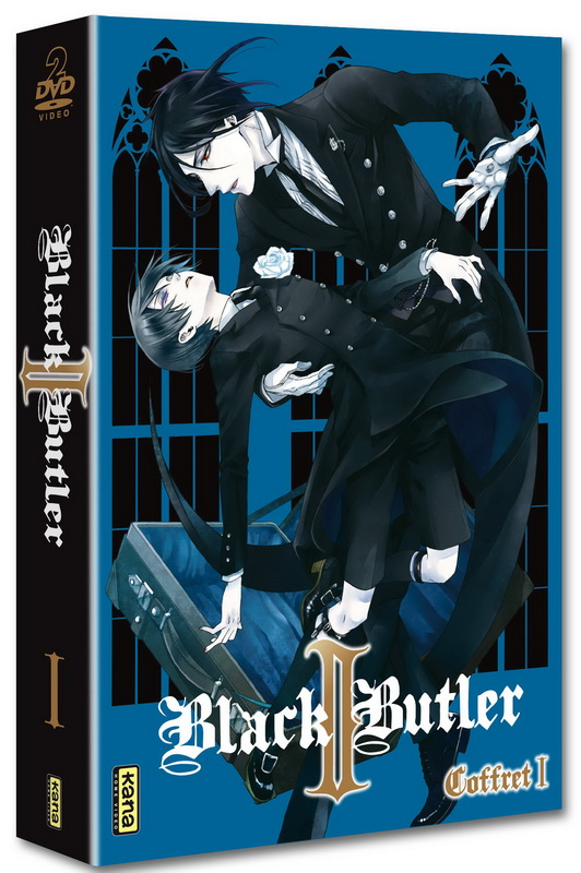 Black Butler Saison 2 [FRENCH] [E01 à E12] [US]