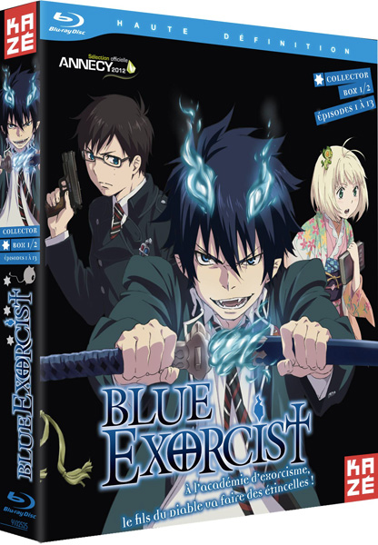 Blue Exorcist  [BDRiP]  [FRENCH] [E01 à E13/??] [MULTI]