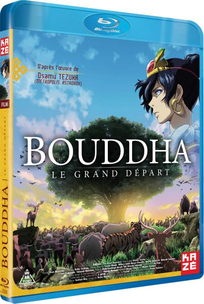 Bouddha - Le Grand Départ - Blu-Ray