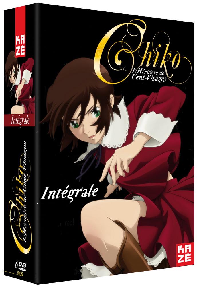 Chiko, l'héritière de 100 visages - Intégrale - Saison 1 [Complete]