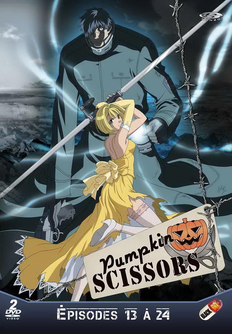 pumpkin scissors dvd 6