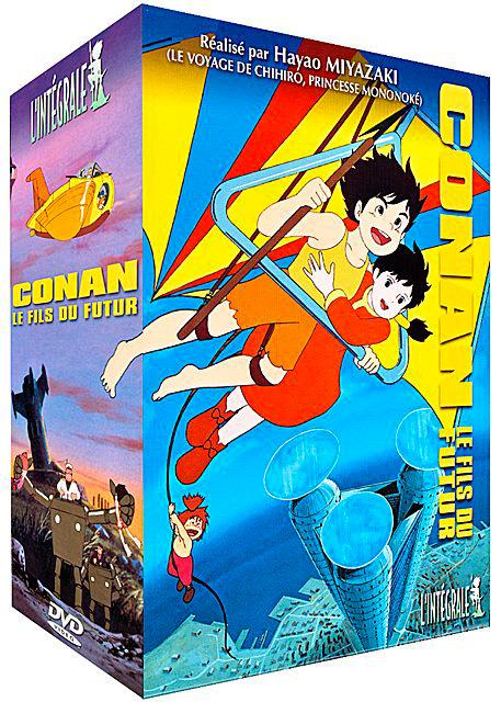 Conan Le Fils du Futur - Intégrale